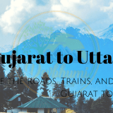 uttarakhand tour packages from gujarat